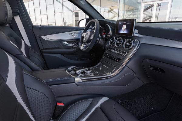 2018 Mercedes-Benz GLC-Class Interior