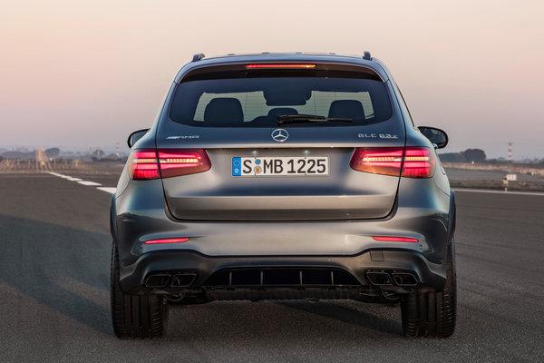 2018 Mercedes-Benz GLC-Class AMG GLC63