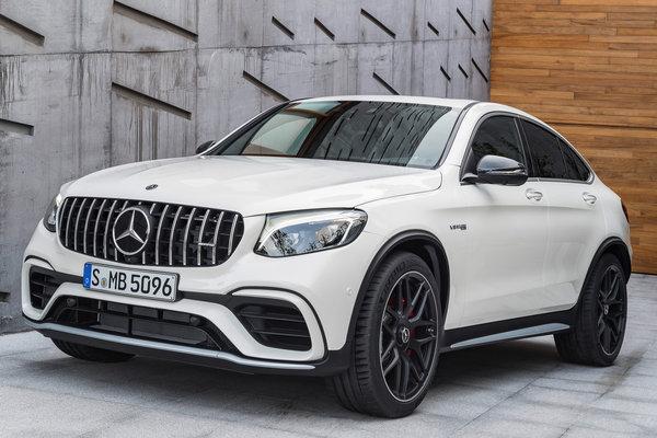 2018 Mercedes-Benz GLC-Class Coupe