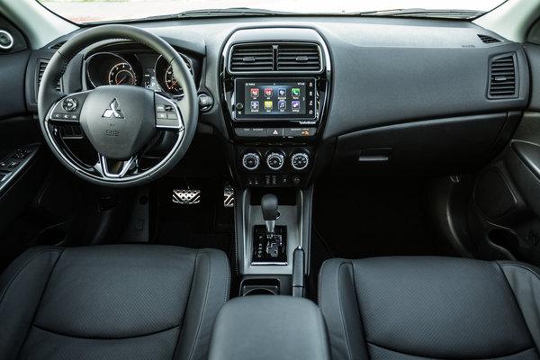 2018 Mitsubishi Outlander Sport Interior