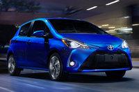 2018 Toyota Yaris 5d Liftback