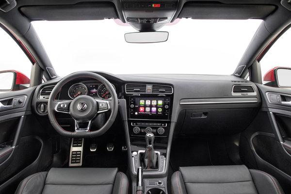 2018 Volkswagen GTI 5d Interior