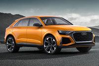 2017 Audi Q8 Sport