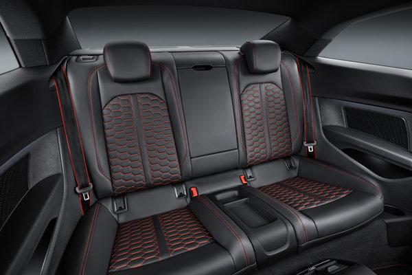 2018 Audi RS 5 Interior