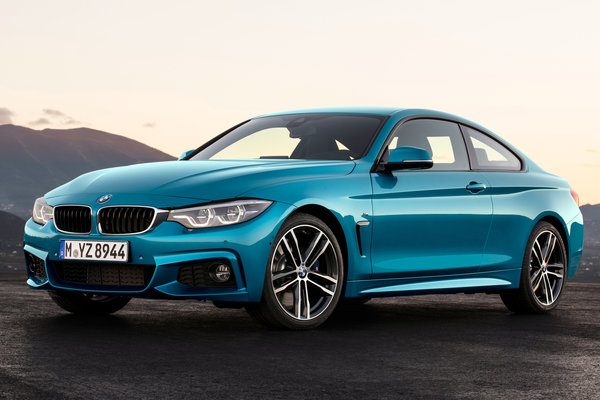 2019 BMW 4-Series coupe