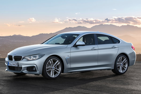2019 BMW 4-Series Gran Coupe