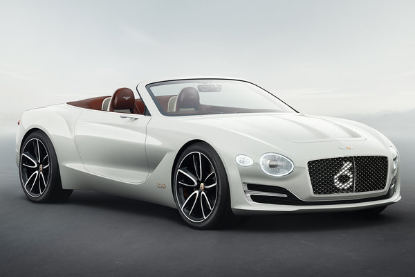 2017 Bentley EXP 12 Speed 6e