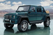2018 Mercedes-Benz Maybach G 650 Landaulet