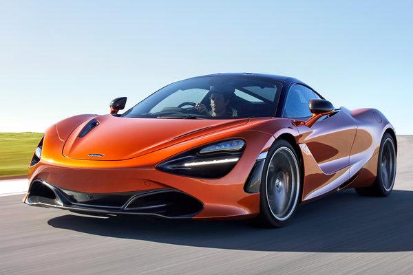 2017 McLaren 720 S