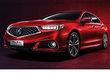 2017 Acura TLX-L prototype