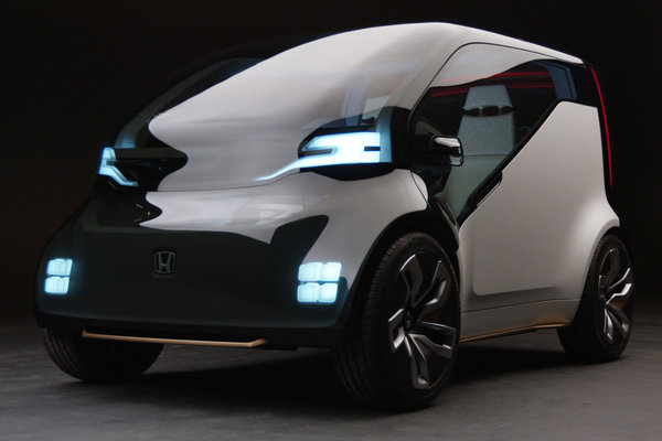 2017 Honda NeuV