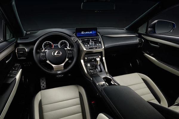 2018 Lexus NX Interior