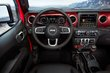 2018 Jeep Wrangler Instrumentation