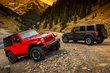 2018 Jeep Wrangler and Wrangler Unlimited