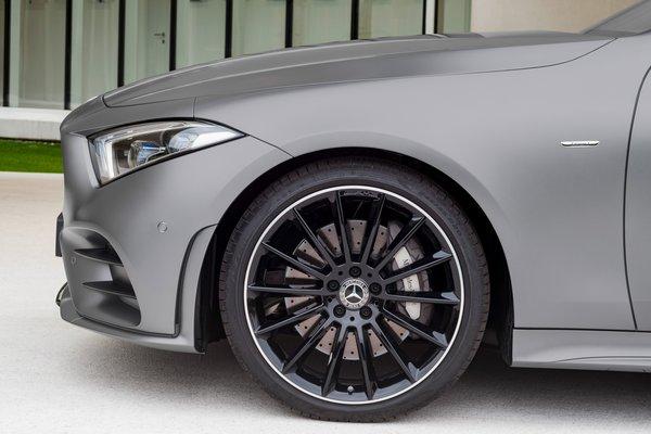2019 Mercedes-Benz CLS-Class Wheel