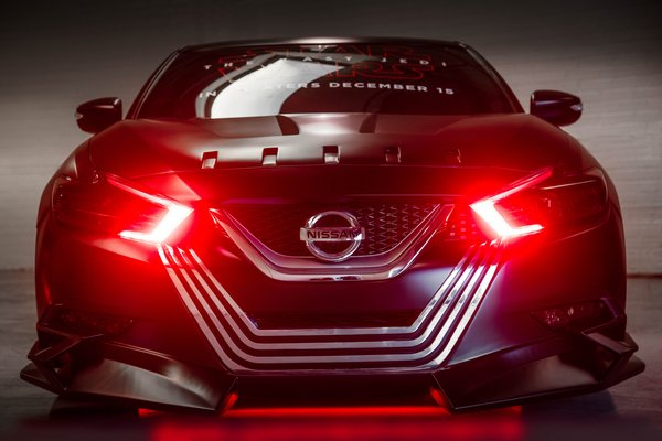 2017 Nissan Maxima - Kylo Ren