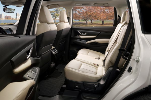 2019 Subaru Ascent Limited Interior