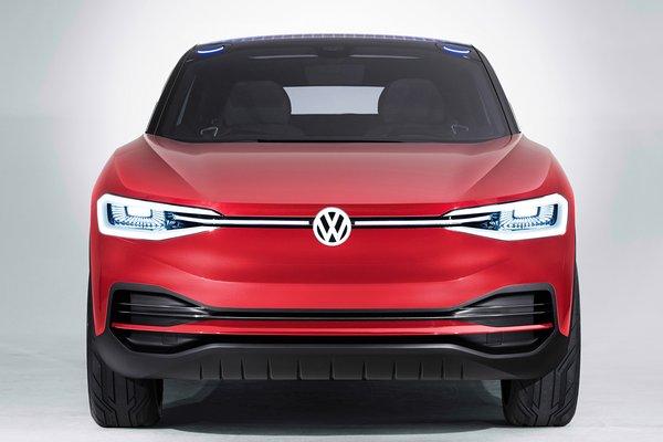 2017 Volkswagen I.D. Crozz Frankfurt