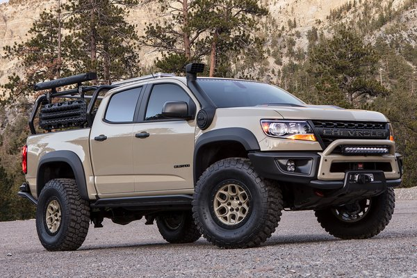 2017 Chevrolet Colorado ZR2 AEV