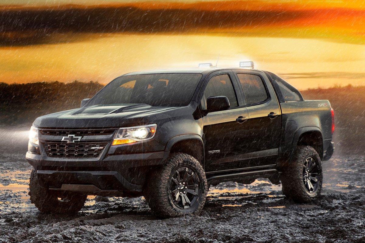 2018 Chevrolet Colorado Crew Cab pictures