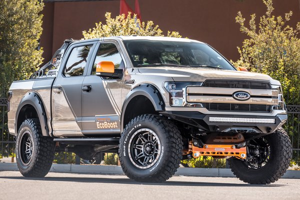 2017 Ford F-150 by CJ Pony Parts