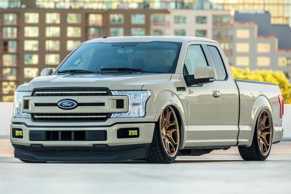 2017 Ford F-150 by Tjin Edition