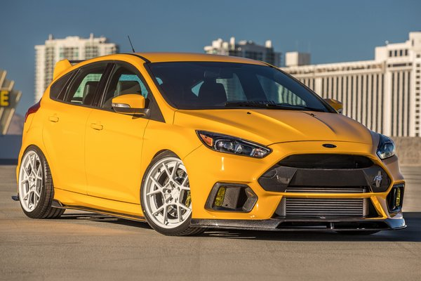 2017 Ford Focus RS by Universal Technical Institute