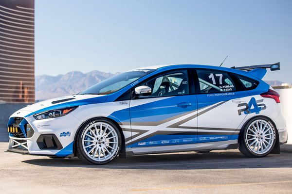 2017 Ford Focus RS Rally Revival by Rally Innovations