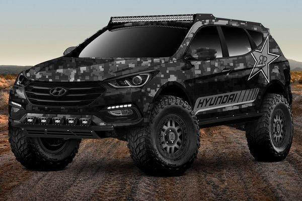 2017 Hyundai Rockstar Energy Moab