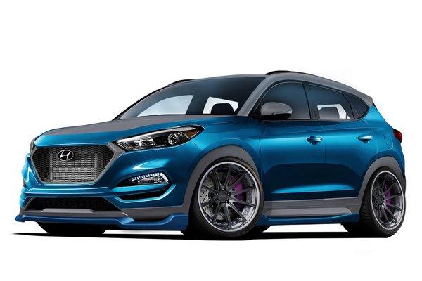 2017 Hyundai Vaccar Tucson
