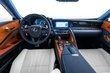 2018 Lexus LC Inspiration Series Interior