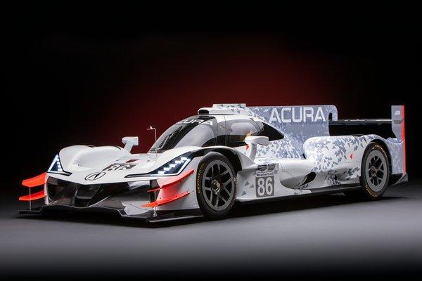 2018 Acura ARX-05 prototype