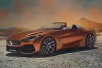 2017 BMW Concept Z4