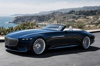 2017 Mercedes-Benz Vision Mercedes-Maybach 6 Cabriolet