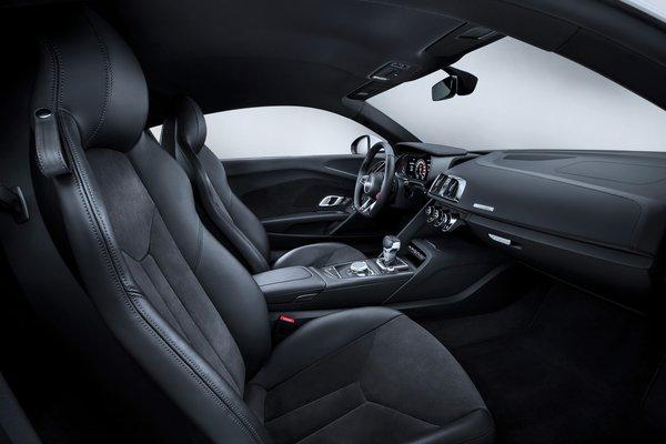 2018 Audi R8 V10 RWS Interior