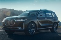 2017 BMW Concept X7 iPerformance