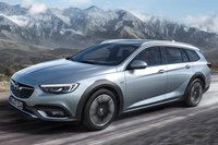 2018 Opel Insignia Country Tourer