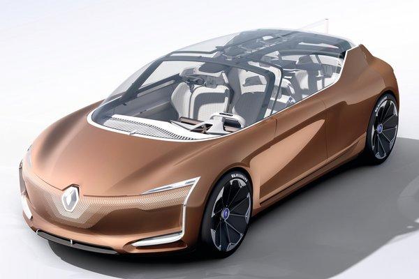 2017 Renault Symbioz