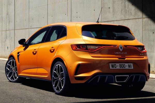 2018 Renault Megane 5d