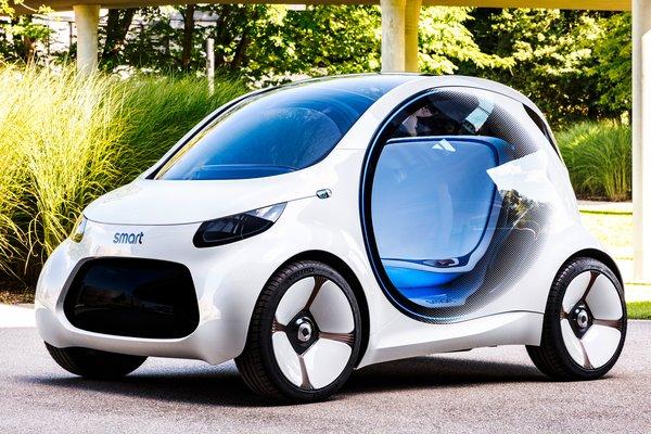 2017 Smart vision EQ