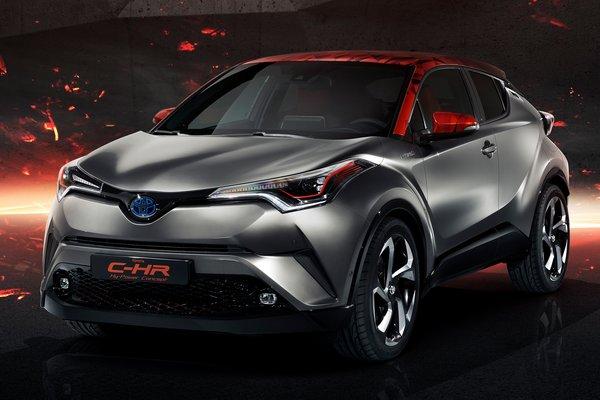 2017 Toyota C-HR HyPower