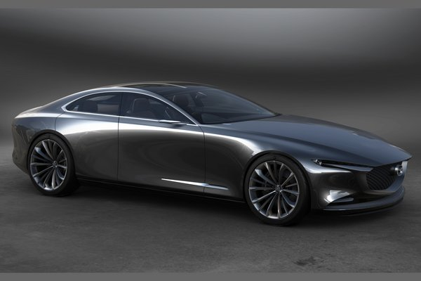 2017 Mazda Vision Coupe