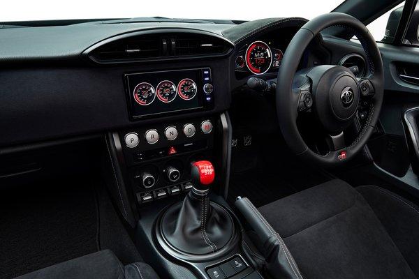 2017 Toyota GR HV Interior