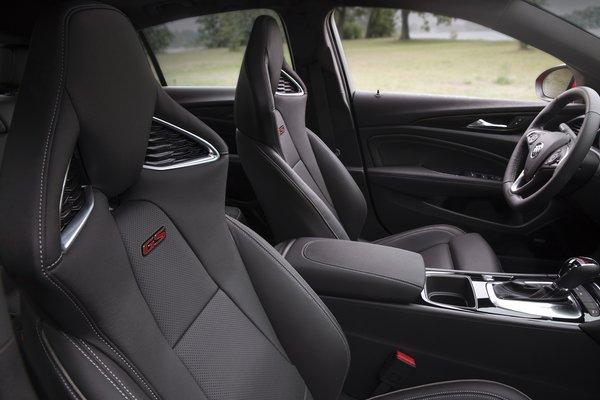 2018 Buick Regal Sportback GS Interior