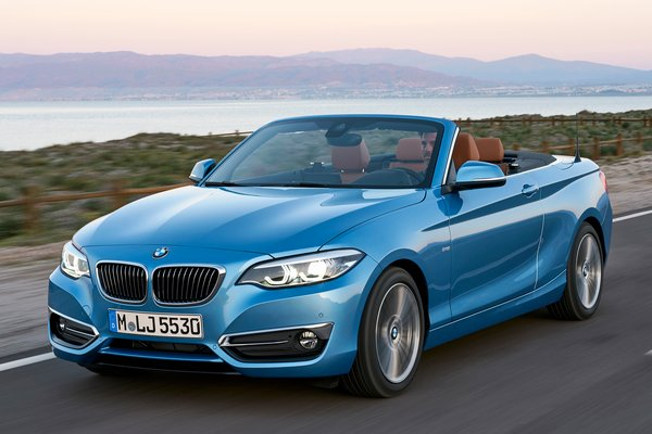2019 BMW 2-Series Convertible