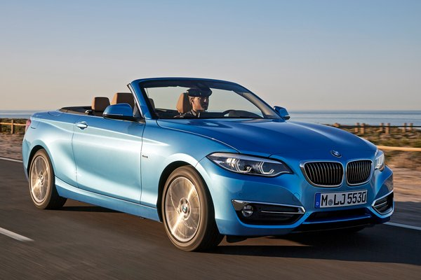 2018 BMW 2-Series 230i Convertible