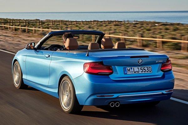 2018 BMW 2-Series 230i Convertible