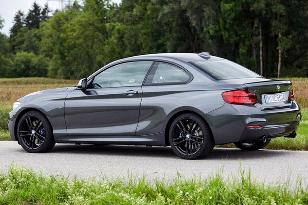 2018 BMW 2-Series M240i xDrive Coupe