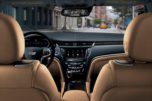 2018 Cadillac XTS Interior