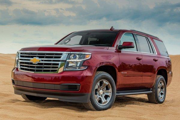 2018 Chevrolet Tahoe LS Custom Edition